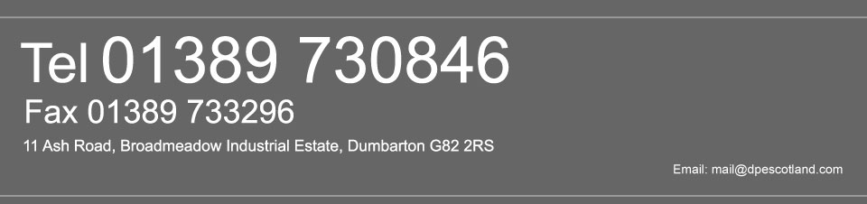 Dumbarton Precision Engineering Ltd - 01389 730846